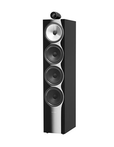 Bowers and Wilkins 702 S2 Aerofoil Profile Bass Cones Floorstanding Speaker