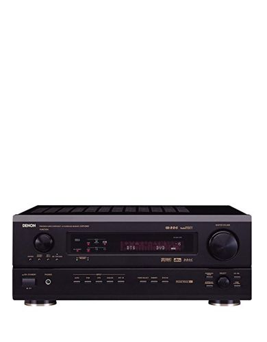 Denon AVR3300 5.1 ch Dolby Digital Home Theater 320W AV Receiver