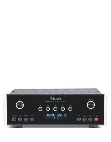 McIntosh C48 2-Channel Preamplifier