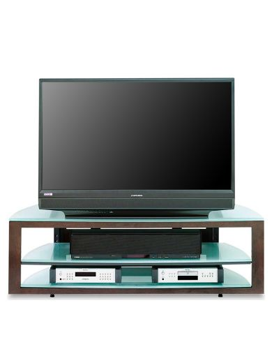 BDI Deploy 9639 3-Shelf Television Stand (Espresso Stained Oak)