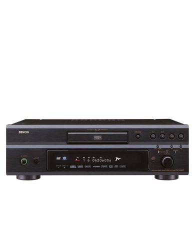 Denon DVD3930CI DVD and SACD Player with 1080p video upconversion