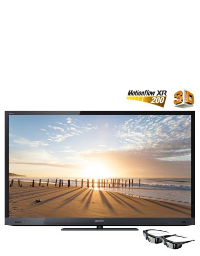 "Sony BRAVIA KDL60EX720 60"" 1080p 3D LED HDTV"