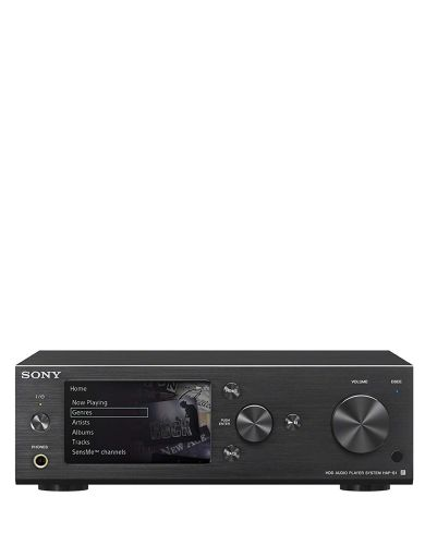 Sony Hi-Res Music Player System