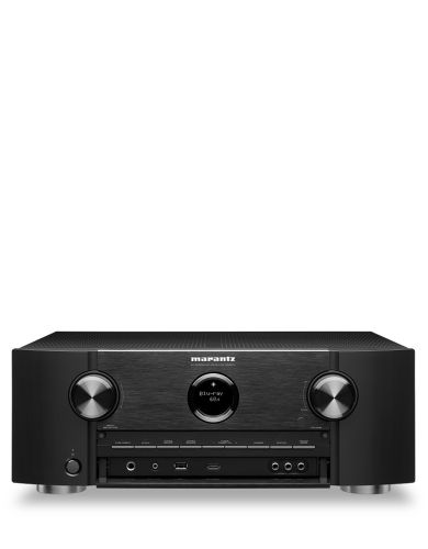 Marantz 4K UHD AV Receiver SR6014-9.2 Channel (2019) Dolby Virtual Height Elevation Compatible, Online Streaming, Home Automation