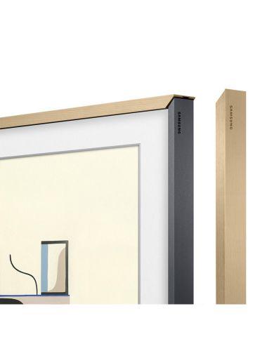 SAMSUNG VGSCFMLW Oak Frame for QNLS03RAFXZA TV's