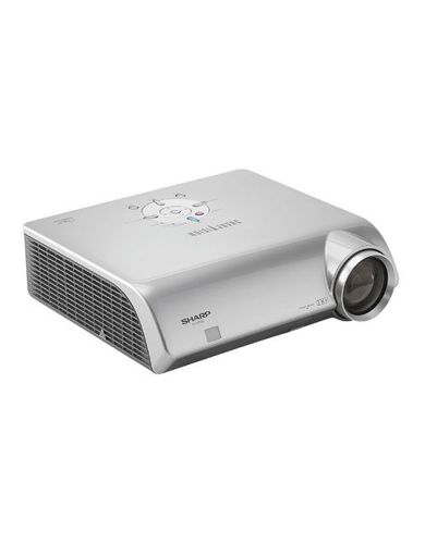 SHARP Projector XVZ2000 HD2+ features a 0.8-inch DMD panel
