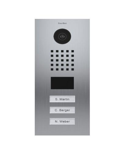 DoorBird IP Video Door Station D2103V