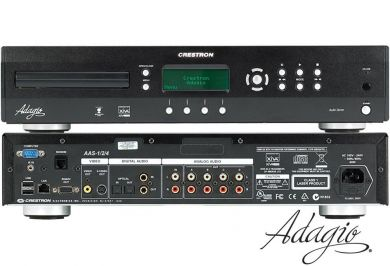 Crestron Adagio Audio Server AAS-2
