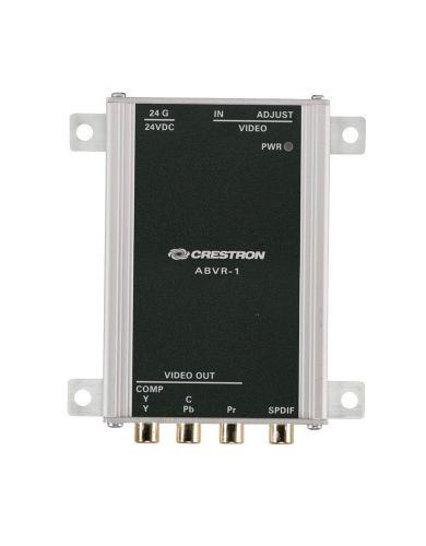 Crestron ABVR1 Adagio Balanced Video Receiver