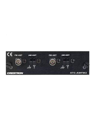 Crestron ATC-AMFM2  Dual AM/FM Radio Tuner Card