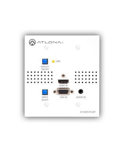 ATLONA ATHDVSTXWP HDMI/VGA TRANS WALL PLAT