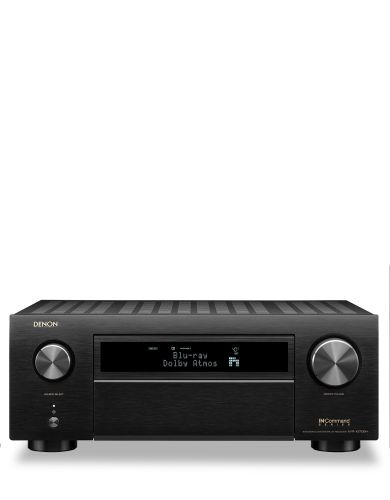 Denon AVR-X6700H 11.2 Ch. 8K AV Receiver with 3D Audio