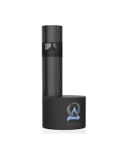 Origin Acoustics Landscape Bollard Loudspeaker with Built-In Subwoofer and Acoustic Lens Dispersion