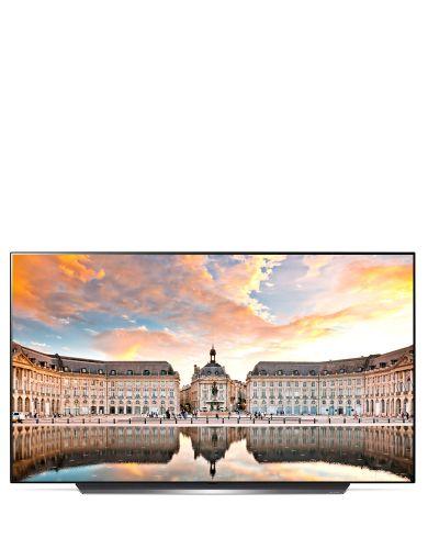 LG OLED C9 PUA Alexa Built-in C9 Series 4K Ultra HD Smart OLED TV