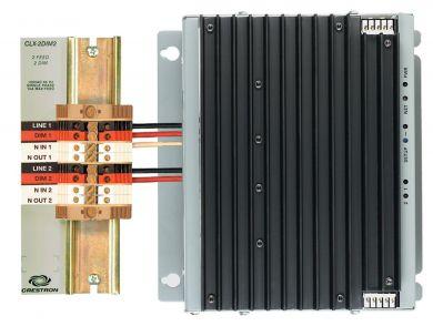 Crestron CLX-2DIM2  2 Channel Dimmer Module, 2 Feeds