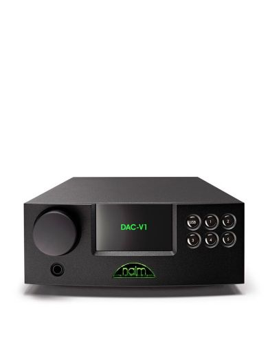 NAIM AUDIO DAC-V1 Asynchronous USB DAC/Digital Preamp