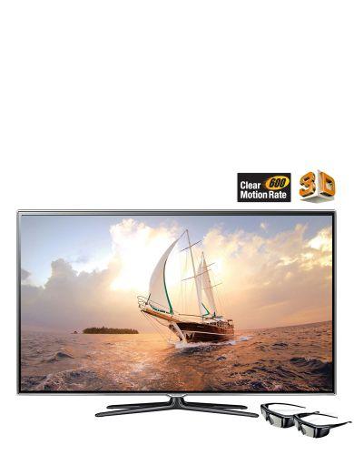Samsung UN55ES6600 55-Inch 1080p 120Hz 3D Slim LED HDTV