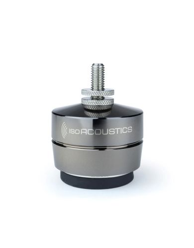 IsoAcoustics Gaia II Isolation Feet for Speakers & Subwoofers (Set of 4) (Gaia II (120 lb. max))