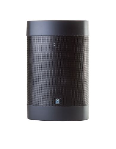 Origin Acoustics Seasons OS55 (Black) Outdoor On-Wall Loudspeaker with Aluminum Dome Tweeter