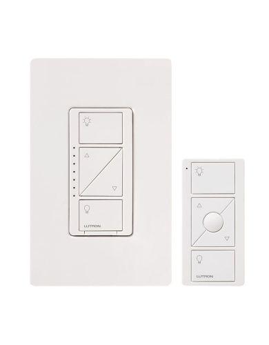 Lutron Remote On a single-tap Companion switch