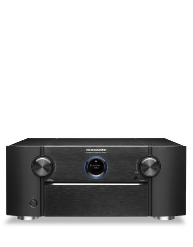 Marantz SR8012 11.2 Ch Dolby Atmos 4K AV Receiver with Bluetooth and AirPlay