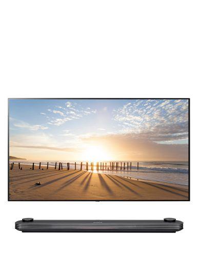 LG SIGNATURE OLED TV W - 4K HDR Smart TV