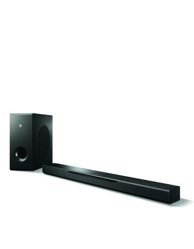 Yamaha YAS408 Soundbar with Wi-Fi, Bluetooth and Wireless Subwoofer