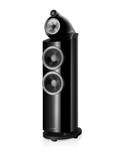 "Bowers & Wilkins 803D3 Diamond Dual 7"" 3-Way Vented Box Speaker"