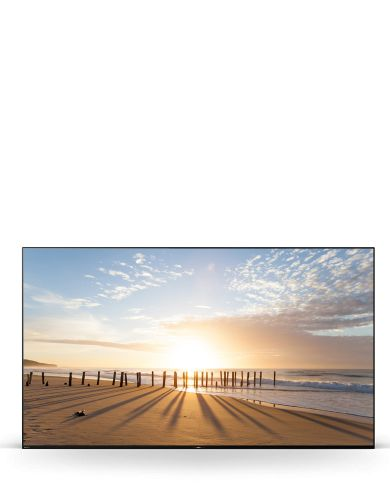 Sony A9 OLED 4K ULTRA HD SMART TV Pixel Contrast Booster