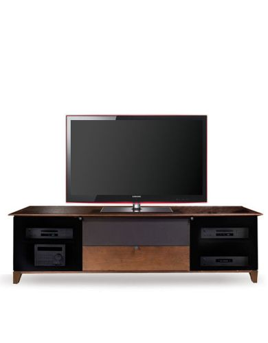 AEM - Media Credenza with Shaker Top