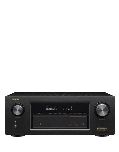 Denon X2300W 7.2 Ch Dolby Atmos, DTS:X  500W 4K UHD AV Receiver with Bluetooth