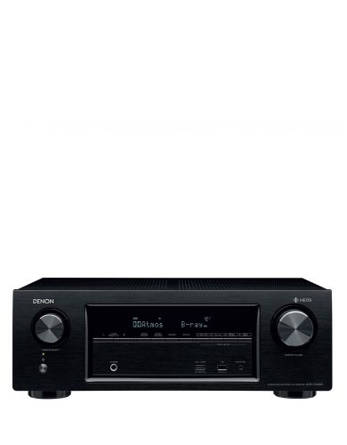 Denon  X1400H 7.2 ch Dolby Atmos  430W 4K  AV  Receiver Bluetooth AirPlay