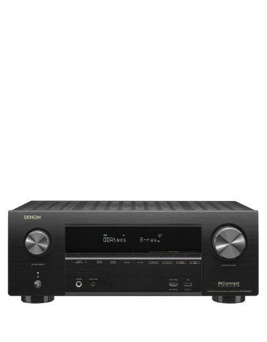 Denon  X2500H 7.2ch  Dolby Atmos  500W 4K AV Receiver Bluetooth AirPlay