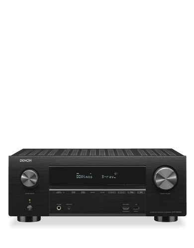 Denon 7.2CH AVRX3500H 4K Ultra HD AV receiver with Dolby Atmos