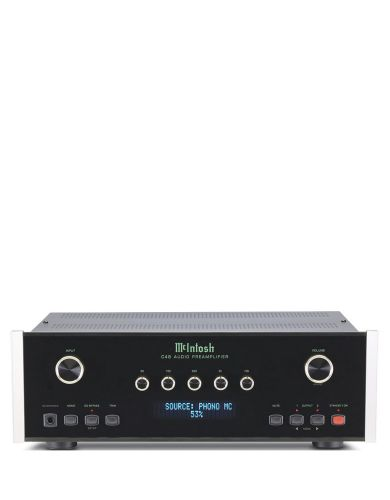 McIntosh C48 2-Channel Preamplifier