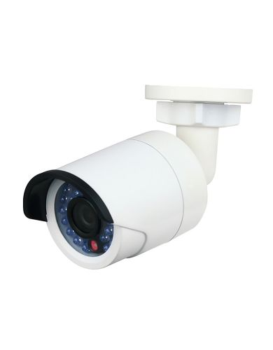 LTS Platinum Mini Bullet IP Camera 2.1MP - White