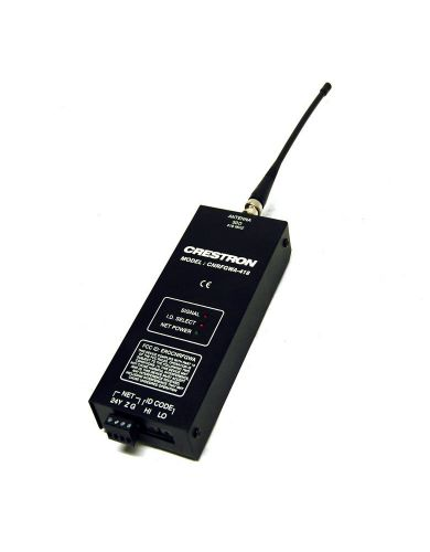 Crestron CNRFGWA 418MHz 1-Way RF Gateway Receiver