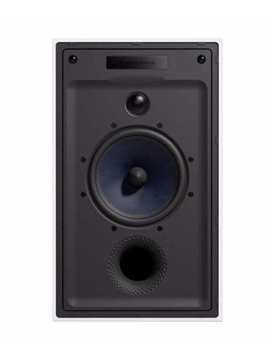 Bowers & Wilkins 2-Way In-Wall Speaker-Black-