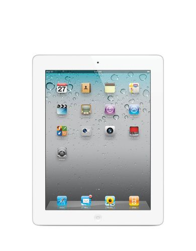 Apple 16GB iPad 2 with Wi-Fi (White)