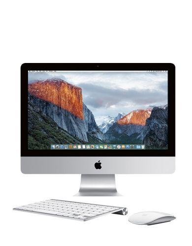 Apple MF883LLA iMac All-in-One Desktop Computer