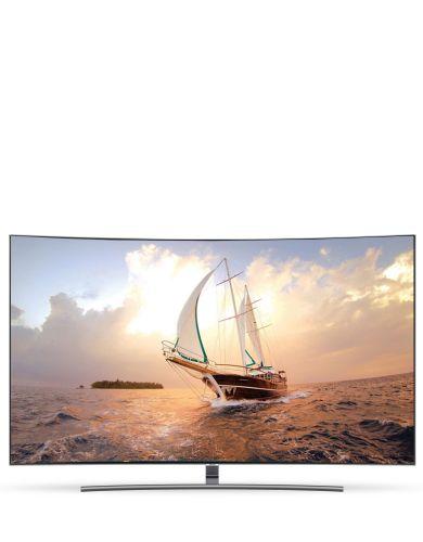 Samsung Class Q7CN QLED Curved Smart 4K UHD TV