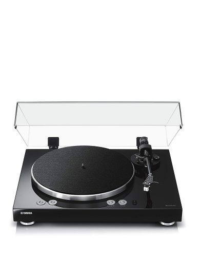 Yamaha TTN503BL MusicCast VINYL 500 Wi-Fi Turntable w/Bluetooth & Airplay