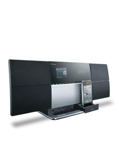 ELITE by Pioneer X-SMC4-K AirPlay/Bluetooth Music System/Server