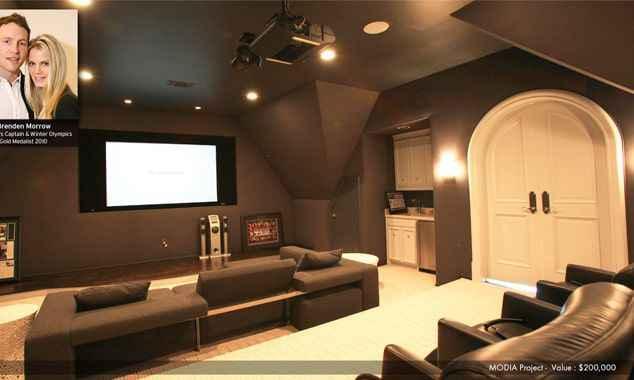Modia Home Theater Systems | Custom Design & Installation